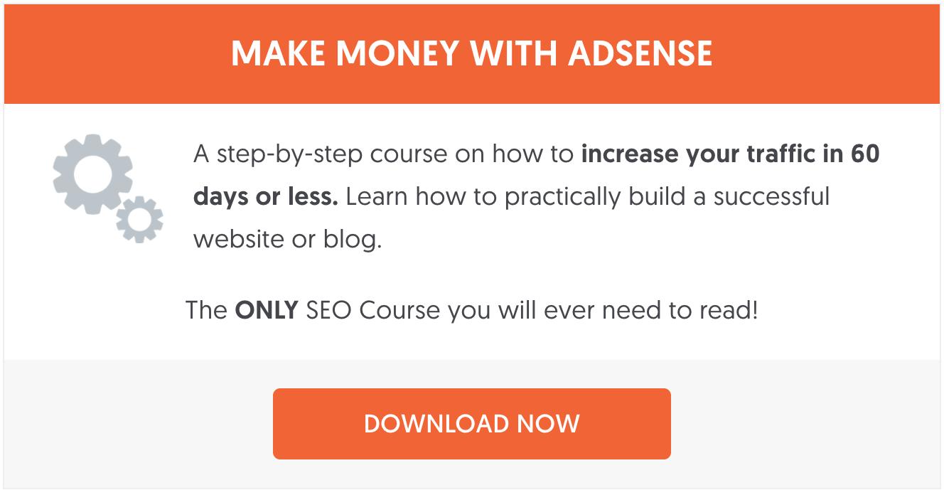 Adsense Course