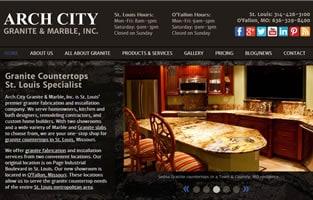 Arch City Granite