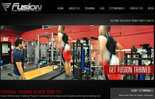 Fusion Performance Training