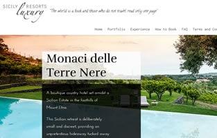Sicily Luxury Resorts