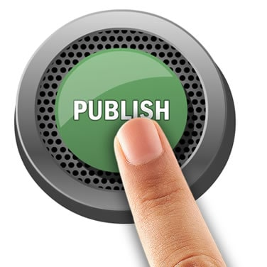 How often should you publish new content?
