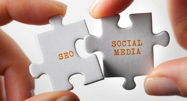 SEO boost your social media profiles