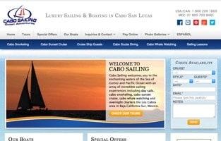Cabo Sailing