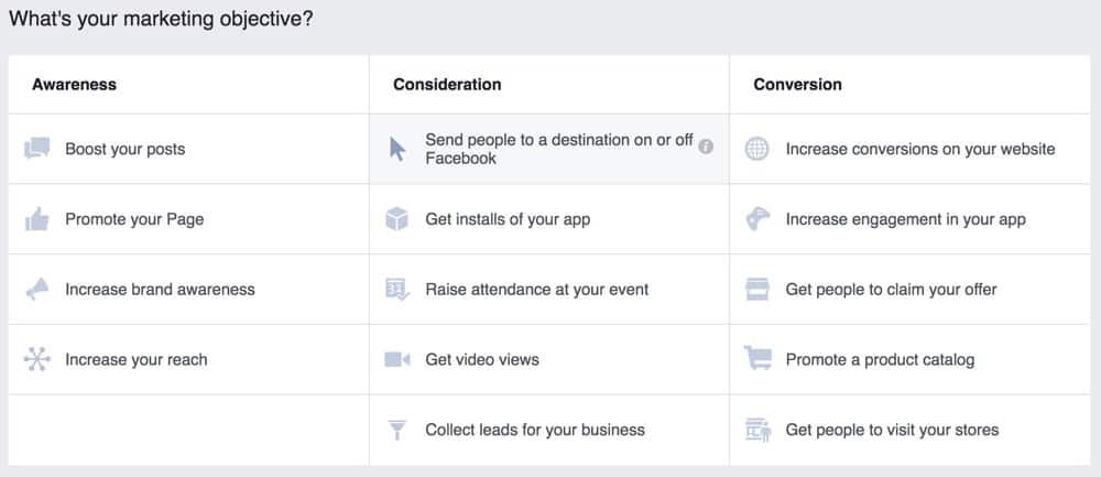 Increase fans with facebook ads