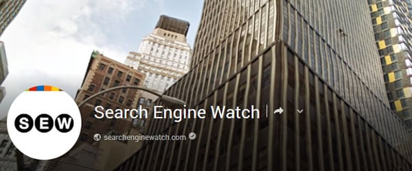 Search Engine Watch Google Plus