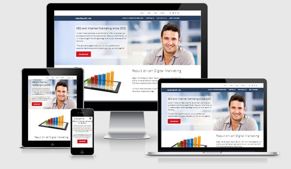 Advantages of responsive web design for business