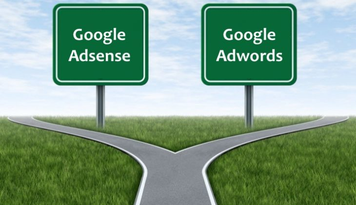 Adwords VS Adsense – What is the difference and can I use both on the same website?