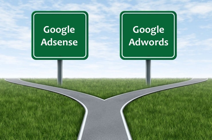 Image result for images of adsense and adwords
