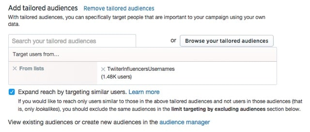 get noticed with promoted tweets