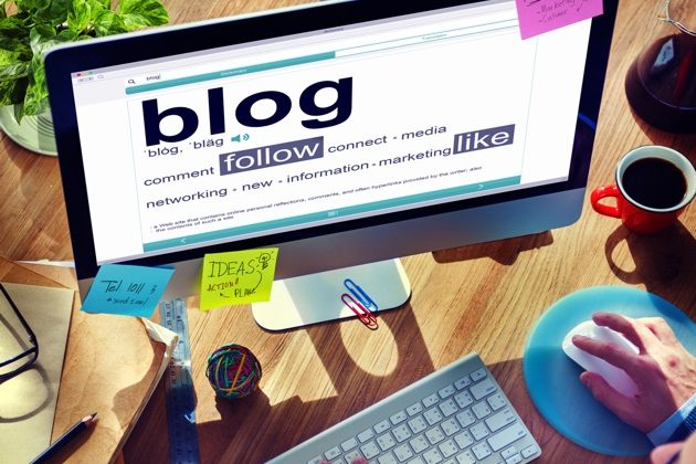 How to blog effectively in 10 easy steps
