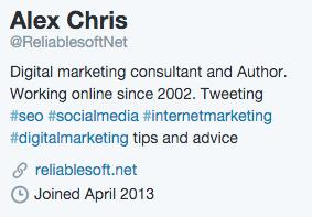 reliablesoftnet twitter profile