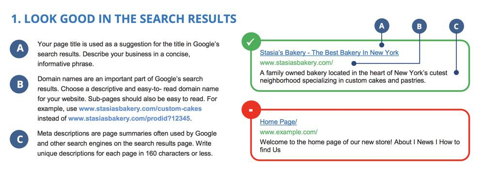SEO Title Google Guidelines