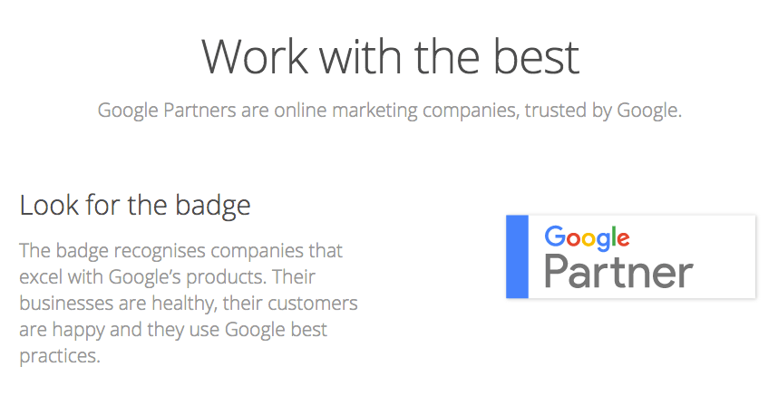 Reliablesoft.net is a proud Google Partner