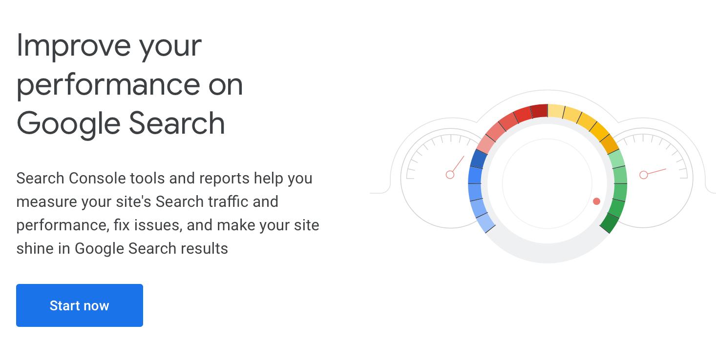کنسول جستجوی Google
