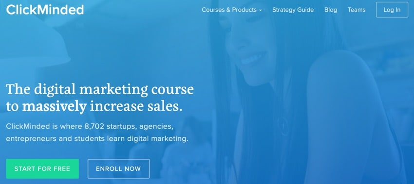 ClickMinded Digital Marketing Course Bundle