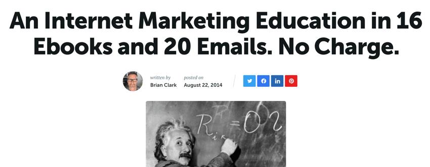 CopyBlogger Digital Marketing Course