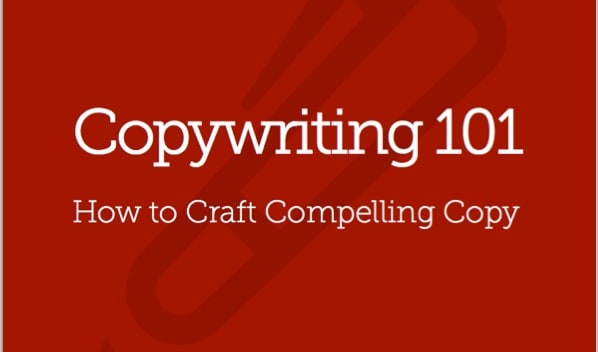 eBook: Copywriting 101