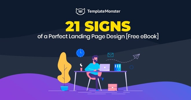eBook: Landing Page Design