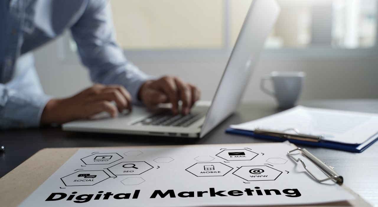 Entrenamiento de marketing digital