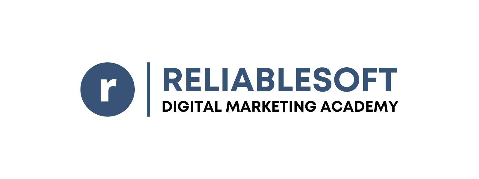 Academia de marketing digital de Reliablesoft