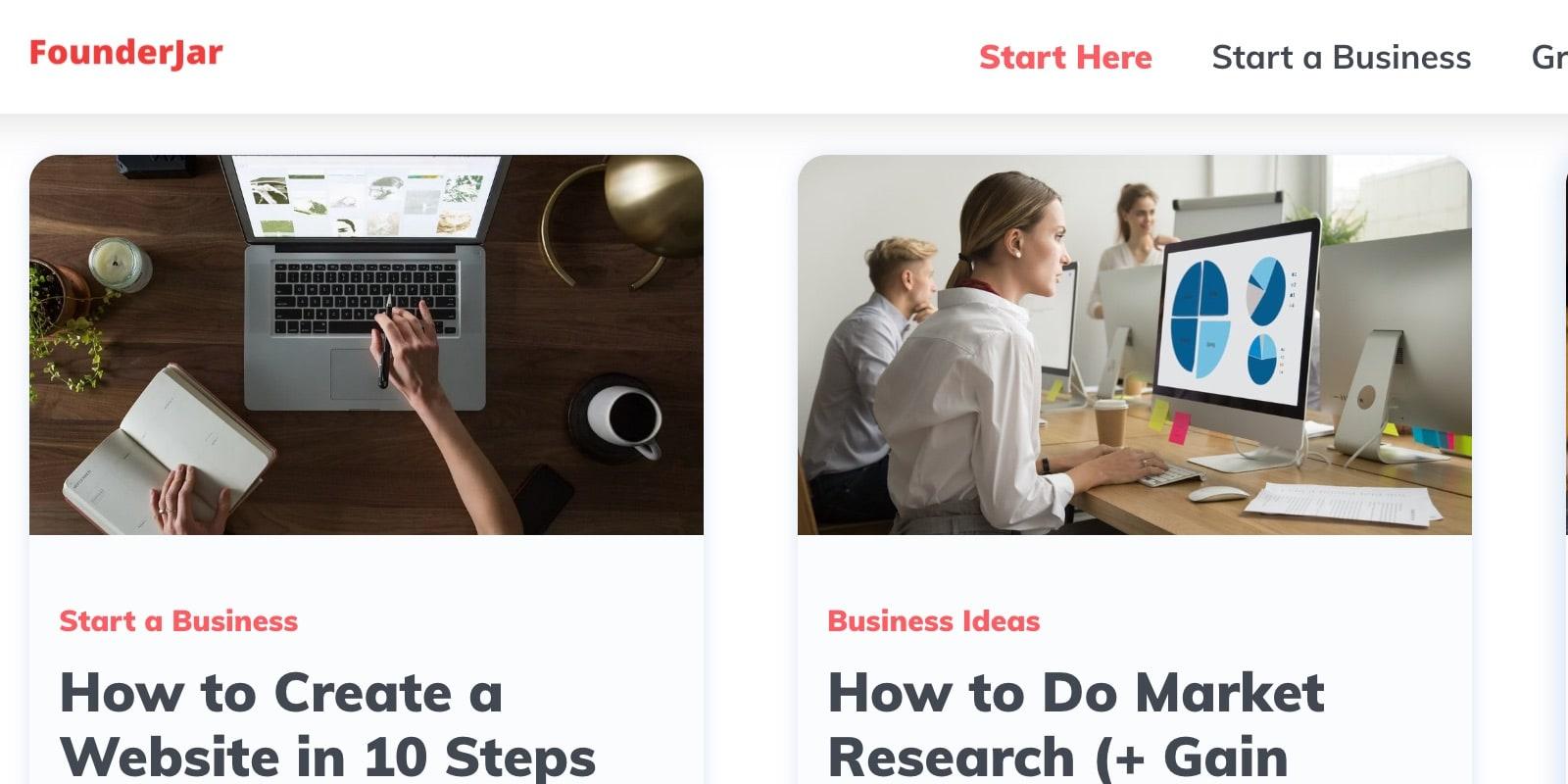 FounderJar Blog