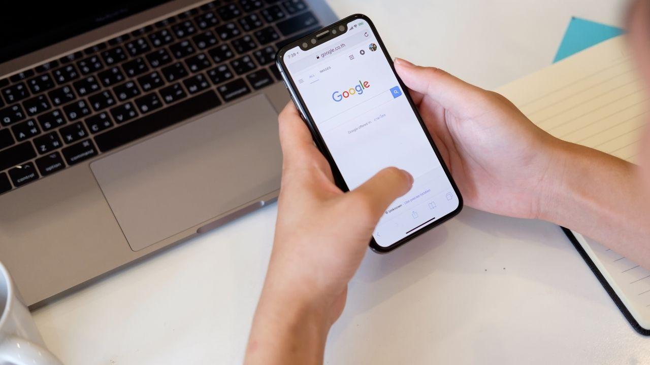 Website Not On Google
