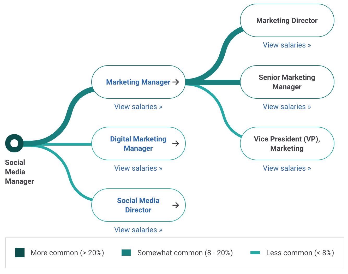 Social Media Manager Career Path