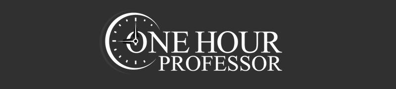 OneHourProfessor Blogging Course