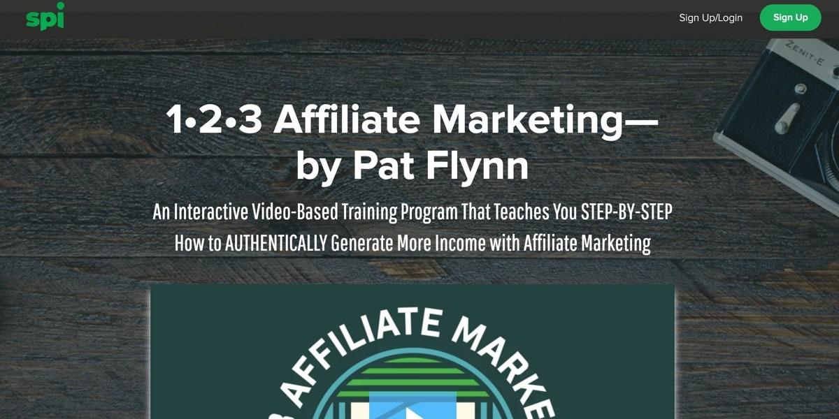 123 Affiliate Marketing Course