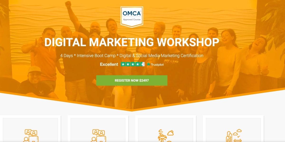 Bootcamp Digital Marketing Bootcamp