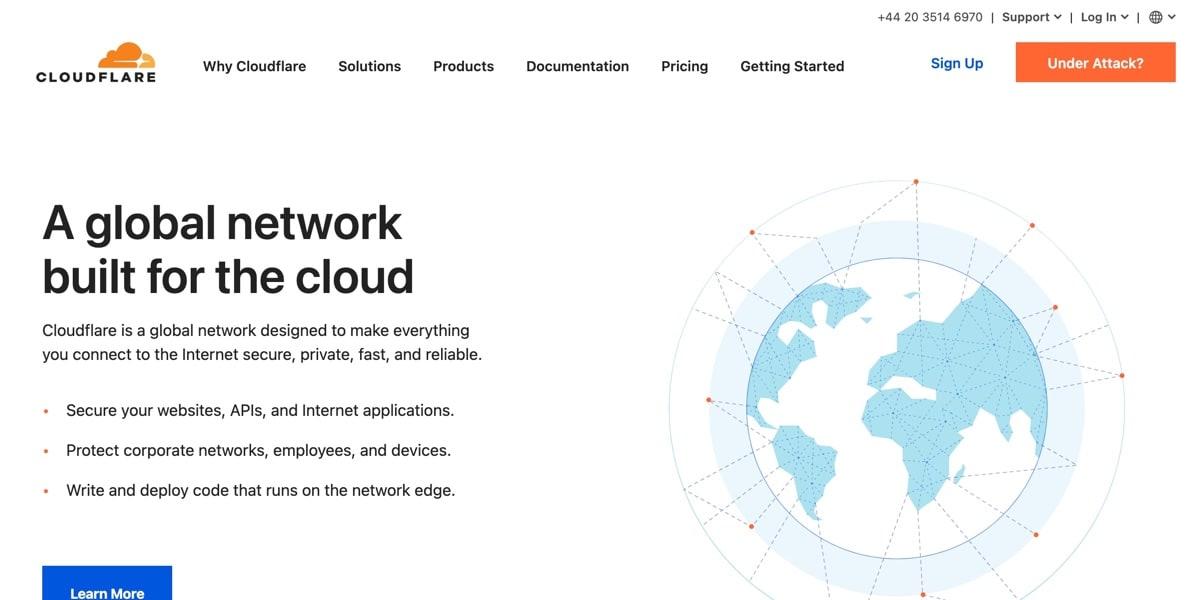 CloudFlare CDN Tool